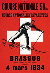 Aubert P. - Course nationale Brassus