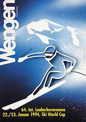 Marti Ueli / in Albon G. - Ski World Cup