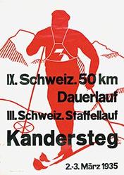 Anonym - 50 km Dauerlauf Kandersteg