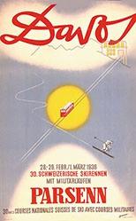Gessner Robert S. - 30. Schweizerische Skirennen