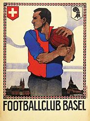 Dürrwang Rudolf - Footballclub Basel
