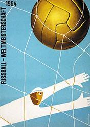 Weiskönig Werner - Fussball-Weltmeisterschaft