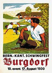 Gfeller & Weibel - Schwingfest Burgdorf