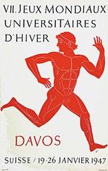Trapp Willi - Jeux Universitaires Davos