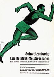 Lips Robert - Leichtathletik-Meisterschaften