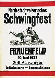 Scherer Roman - Schwingfest Frauenfeld