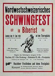 Anonym - Nordwestschweizerisches Schwingfest