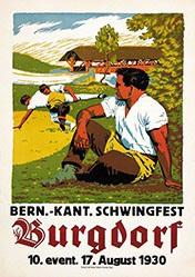 Gfeller & Weibel - Bern.-Kant. Schwingfest