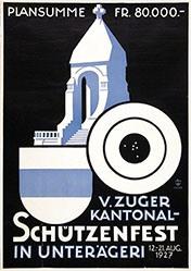 Keiser Ernst - Schützenfest in Unterägeri