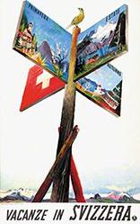 Carigiet Alois - Vacanze in Svizzera