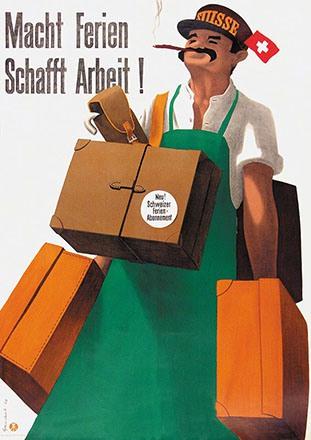 Gauchat Pierre - Macht Ferien