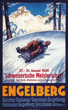 Ernst Otto - Engelberg