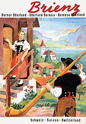 Huber Ernst - Brienz