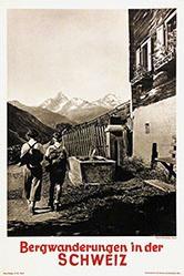 Meerkämper Emil (Photo) - Bergwanderungen Schweiz