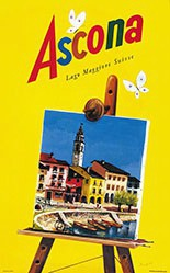 Peyer Hans - Ascona