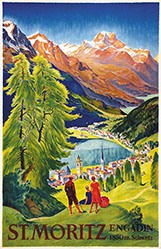 Moos Carl - St. Moritz