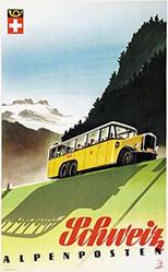 Reber Bernhard - Schweiz Alpenposten