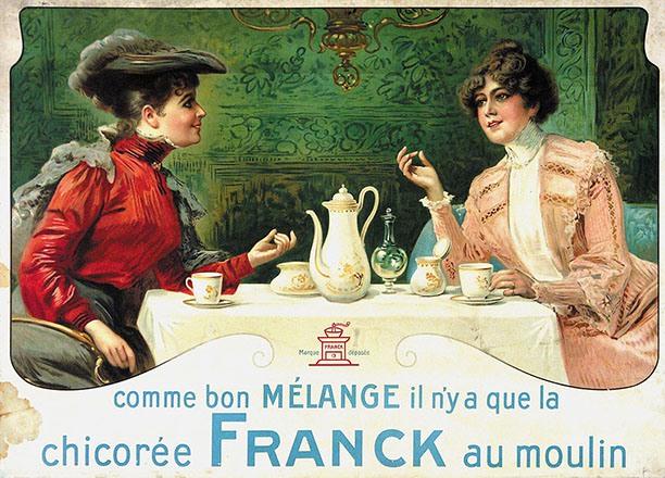 Anonym - Chicorée Franck