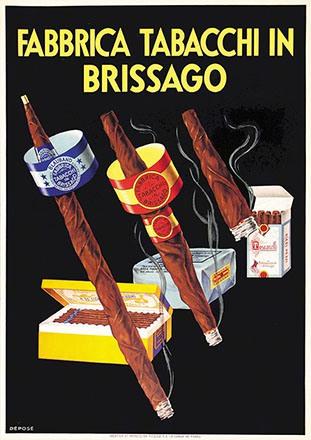 Anonym - Tabacchi Brissago