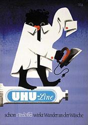 Ballmer Theo - Uhu-Line