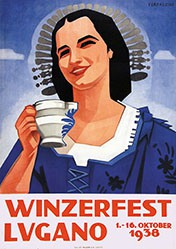 Ferrazzini Emilio - Winzerfest Lugano