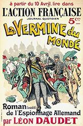 Jeanniot Pierre-Georges - Laction française