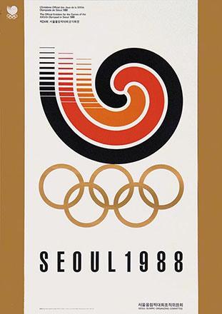 Seung-choon Yang - Olympiade in Seoul