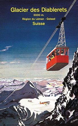 Guhl Alex - Glacier des Diablerets