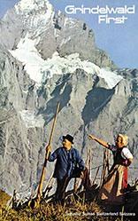 Mauerhofer J.E. - Grindelwald First