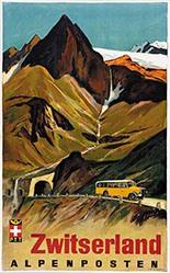 Wieland Hans Beat - Zwitserland - Alpenposten