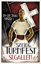 Stauffer Fred - Eidg. Turnfest
