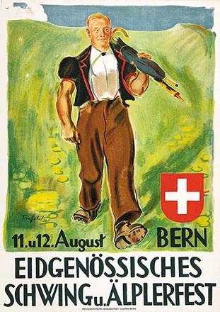 Traffelet Fritz (Friedrich) - Eidgenössisches