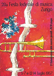 Sigg Walter - Festa federale di musica Zurigo