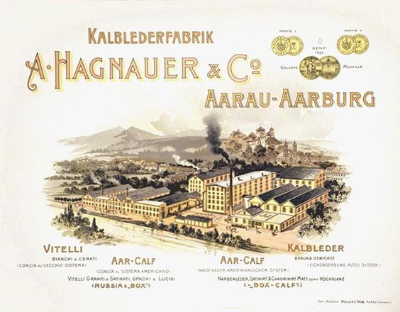 Anonym - A. Hagnauer & Co