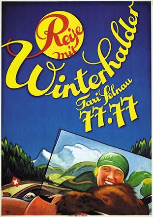 Bickel Karl - Reise mit Winterhalder