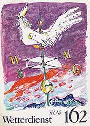 Carigiet Alois - Wetterdienst Tel.Nr.162
