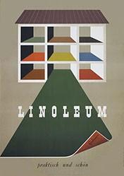 Hartmann Hans - Linoleum