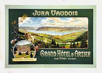 Anonym - Jura Vaudoise