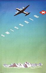 Eidenbenz Hermann - Swissair