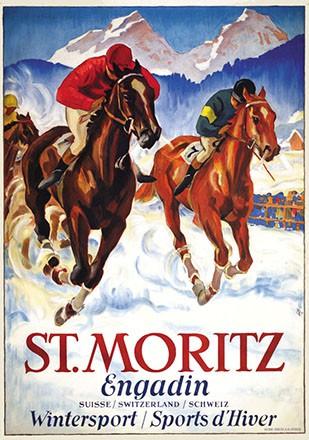 Laubi Hugo - St. Moritz