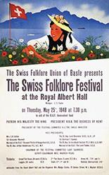 Kuhn Charles - Swiss Folklore Festival
