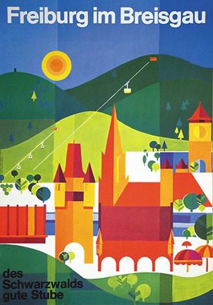 Müller-Edenborn - Freiburg im Breisgau