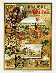 Anonym - Brauerei zum Warteck