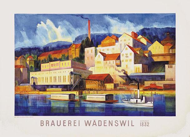 Baumberger Otto - Brauerei Wädenswil