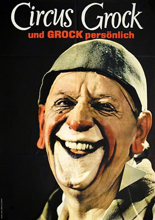 Anonym - Circus Grock