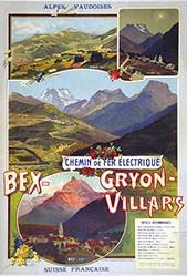 Reckziegel Anton - Chemins de fer éléctrique