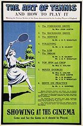 Anonym - The Art of Tennis