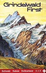 Anonym - Grindelwald First