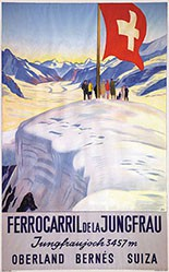 Cardinaux Emil - Ferrocarril de la Jungfrau