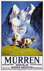 Hodel Ernst - Mürren